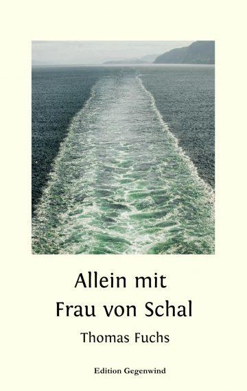 Allein mit Frau von Schal